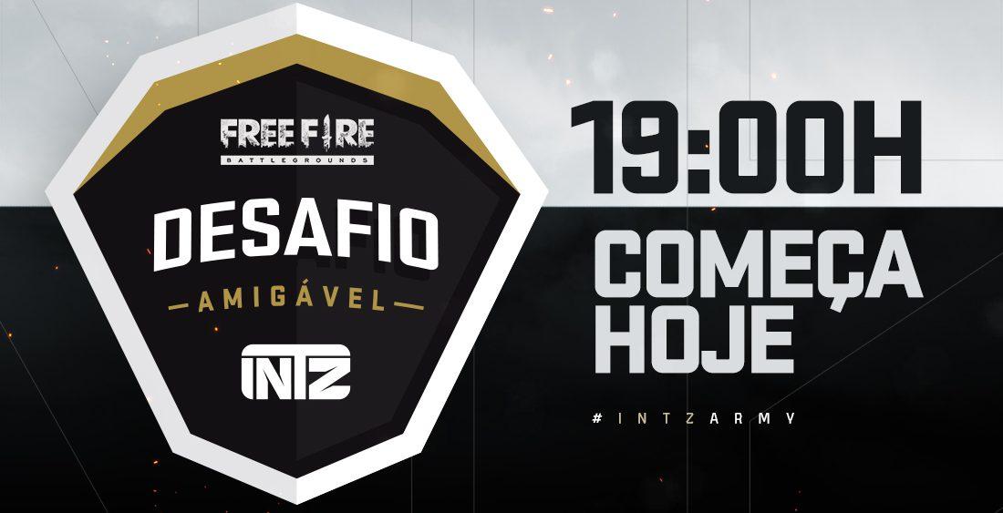 INTZ promove torneio entre times de Free Fire