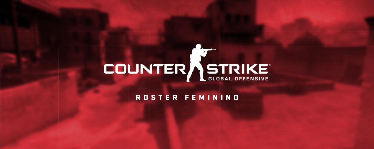 INTZ contratra time feminino de CS:GO