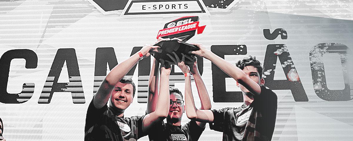 INTZ vence 8ª edição do BPL de Rocket League