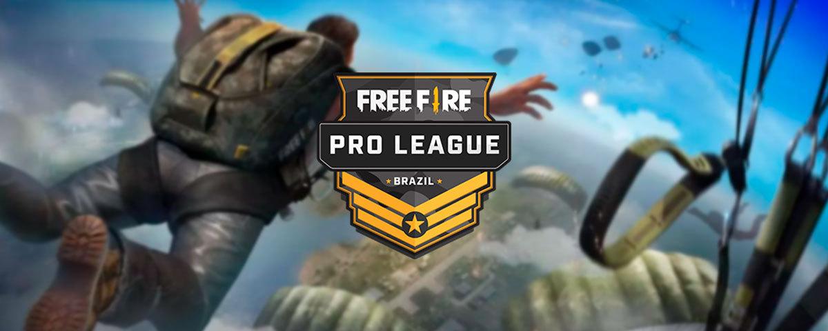 INTZ disputa o Free Fire Pro League Brazil valendo R$ 35 mil